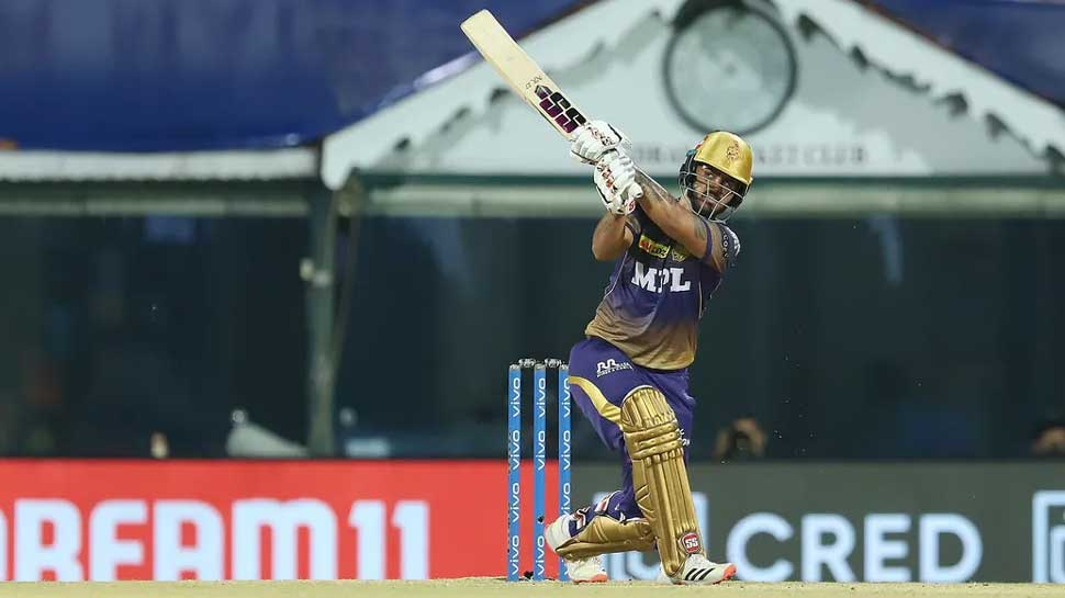 IPL2021 Match2 KKRvsSRH KKR Wins,Nitish Rana, Rahul Tripathi and then combined bowling effort outplayed SRH