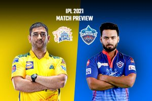 Preview: IPL2021, Match 2-CSKvsDC, MSDhoni vs Rishabh Pant