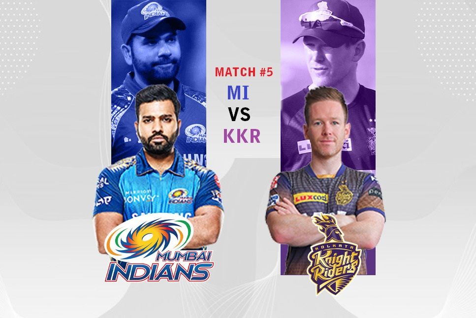 Preview IPL2021 Match 5 MI vs RR,Wounded MI ready to claw Fabulous KKR